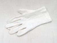 布製の手袋をご準備。