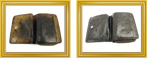 リペア例165:修理箇所: 部分的なシミ、汚れ取り・色のせ