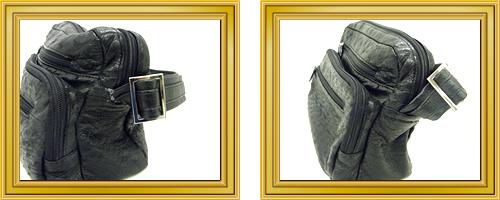 リペア例169:修理箇所: 持ち手、肩ひも汚れ取り、修理・交換
